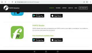 Spartiticorali_FORTE_Reader_download