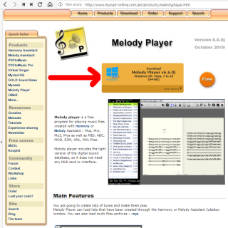 Spartiticorali Melody player download